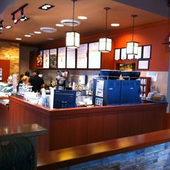 Photo taken at Caribou Coffee by Khalid A. on 12/14/2011