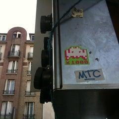 Photo taken at Place du Marché by Cédric d. on 11/12/2011