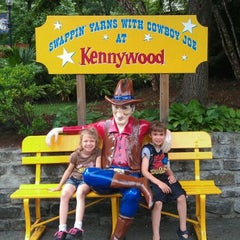 Photo taken at Kennywood Park by Michelle G. on 6/19/2011