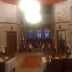 Photo taken at Konak Restaurant by Omer Faruk A. on 7/19/2011