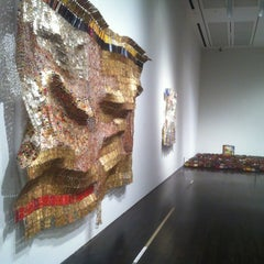 Photo taken at The Blanton Museum of Art by Miranda S. on 12/3/2011