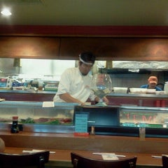 Photo taken at Mikko Japanese Cuisine by Stacey R. on 9/3/2011