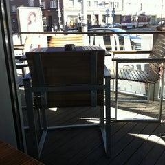 Photo taken at Zebra Café by Veljo H. on 5/18/2011