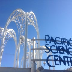 Photo taken at Pacific Science Center by iamwaltzee on 7/5/2012