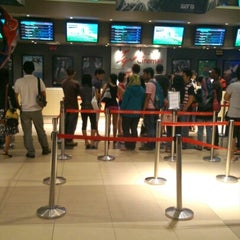 Photo taken at TGV Cinemas by Jessica C. on 7/26/2012