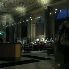 Photo taken at Crop Bistro & Bar by Rich P. on 2/15/2012