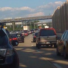 Photo taken at I-76 Schuylkill Expressway by John B. on 8/17/2011