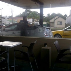 Photo taken at Mascot Airport Car Wash Cafe by Don P. on 2/18/2012