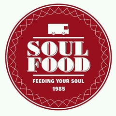 Photo taken at Soul Food Bus by Marek I. on 1/8/2012