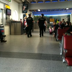 Photo taken at Airport Departure Lounge by Jack C. on 7/8/2011
