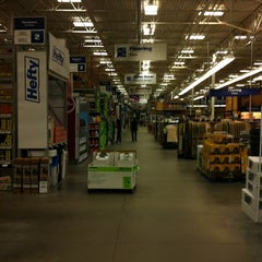 Photo taken at Lowe's Home Improvement by Ed A. on 3/15/2012