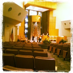 Photo taken at Congregation Beth Israel by Hi-Tone Music Studios on 1/28/2012