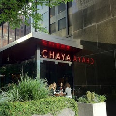 Photo taken at Chaya by Paul A. on 5/20/2011