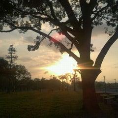 Photo taken at Bishan - Ang Mo Kio Park by Adrian T. on 1/30/2012