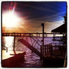 Photo taken at Ilha das Flores by Elisa C. on 7/15/2012