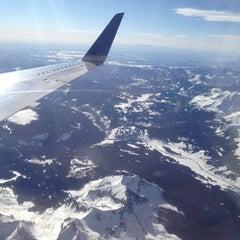 Photo taken at Durango - La Plata County Airport (DRO) by Thomas P. on 3/14/2012