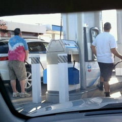 Photo taken at Chevron by Sam H. on 10/9/2011