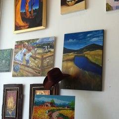 Photo taken at Aromslip Café Art by Patcha J. on 9/14/2011