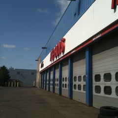 Photo taken at Pep Boys Auto Parts & Service by Melissa P. on 3/26/2012
