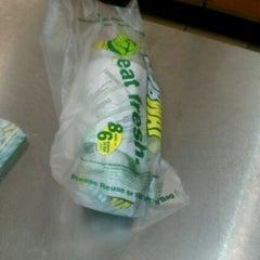 Photo taken at Subway by John S. on 11/19/2011
