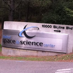 Photo taken at Chabot Space & Science Center by Nina on 3/11/2012