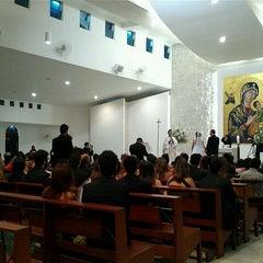 Photo taken at Igreja São Raimundo by Paulo M. on 11/6/2011