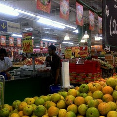 Photo taken at hypermart by nadya s. on 1/15/2012