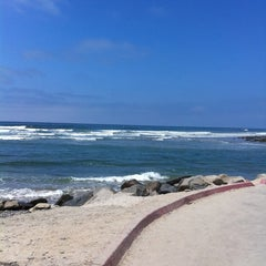 Photo taken at Cardiff State Beach by Jamison on 8/19/2011