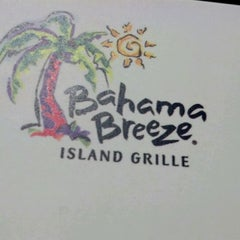 Photo taken at Bahama Breeze by Dennis O. on 2/26/2012