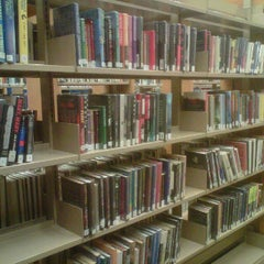 Photo taken at Dexter District Library by Dharmesh G. on 1/27/2012
