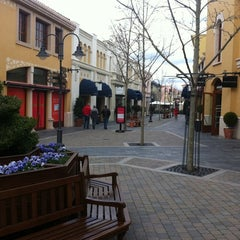 Photo taken at Las Rozas Village: Chic Outlet Shopping by Jose R. on 3/22/2011