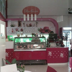 Photo taken at siam gelato ice-cream by Voravit P. on 1/8/2012