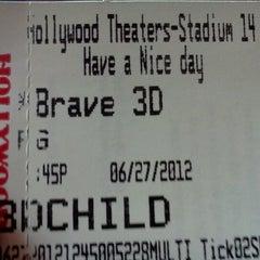 Photo taken at Regal Cinemas Laredo 14 by Matthew E. on 6/27/2012