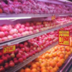 Photo taken at Brastagi Supermarket by Richardson C. on 7/17/2012