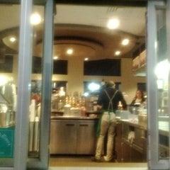 Photo taken at Starbucks by Paul G. on 1/24/2012