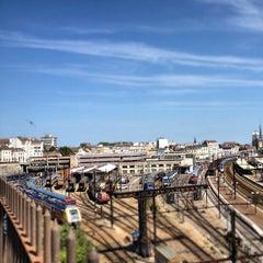 Photo taken at Gare SNCF de Dijon Ville by Baptiste P. on 6/17/2012