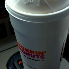 Photo taken at Dunkin' Donuts by Nicole C. on 10/4/2011