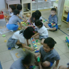 Photo taken at Amoang methodist kindergarden by Mich T. on 10/6/2011