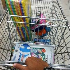 Photo taken at Transmart Carrefour by Tengku Mhd H. on 9/2/2011