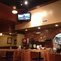 Photo taken at Bagels & Brew by Ryan H. on 7/20/2012