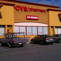 Photo taken at CVS/pharmacy by kumi m. on 11/21/2011