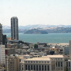 Photo taken at Park Central Hotel San Francisco by Big D. on 7/20/2012
