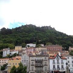 Photo taken at Sintra by Barbara F. on 6/7/2012