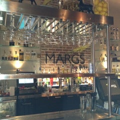 Photo taken at Marg's Taco Bistro by Margarita S. on 4/1/2012