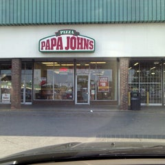 Photo taken at Papa John's Pizza by Donald F. on 6/8/2012