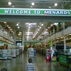 Photo taken at Menards by Christina G. on 9/4/2012
