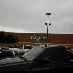 Photo taken at Walmart Supercenter by Jamera D. on 4/20/2012