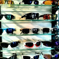 Photo taken at Oakley Vault by Juan B. on 6/10/2012