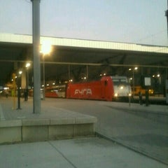 Photo taken at Intercity Direct Breda - Amsterdam Centraal by Lesley E. S. on 7/30/2012