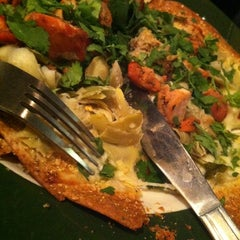 Photo taken at Bombay Pizza Co. by Fave on 5/23/2012